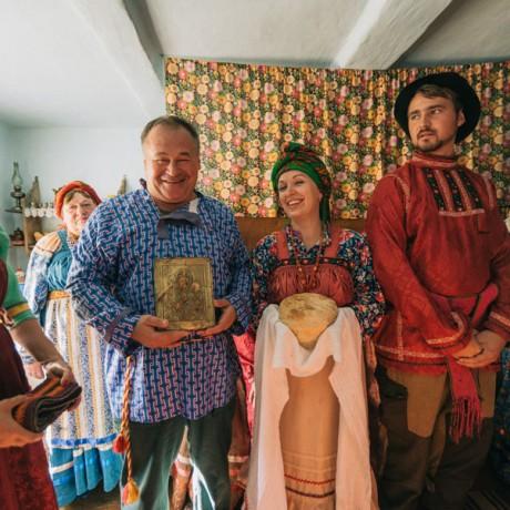 Фольклорно-гастрономический тур